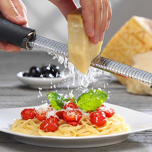 Microplane Grater Zester CSPH Black_46020