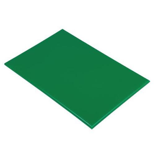 Chopping Board HDPE NSF Certified 12 x 18 x 1 Green