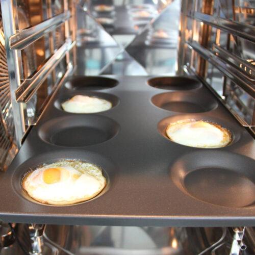 GN 1/1 NS Egg Pan 530*325*12