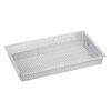 GN 1/1 SS Grid Basket 530*325*37