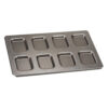 GN 1/1 NS Squared Egg Pan 530*325*15