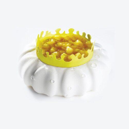 Pavoni 3D Pavocake mould KE014S PETAL 1000