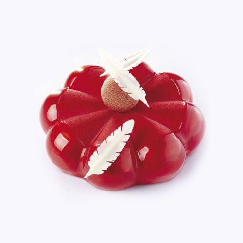 Pavoni 3D Pavocake mould KE015S BOMBÈE 1000