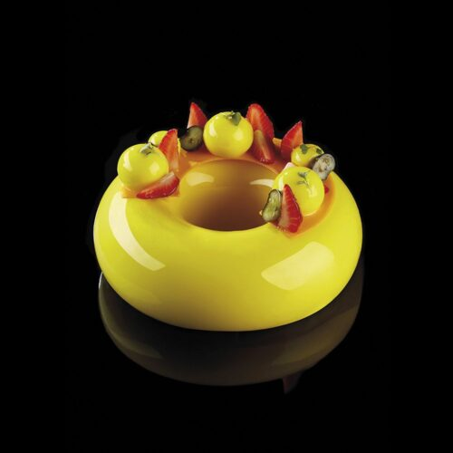 Pavoni 3D Pavocake mould KE032S GALAXY 1000
