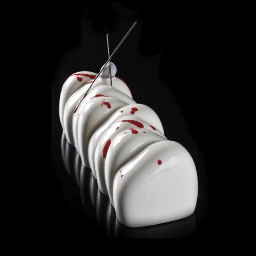 Pavoni 3D Pavocake mould KE033S BILBAO 1150