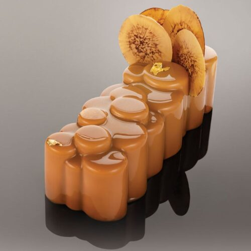 Pavoni 3D Pavocake mould KE045S COIN 1200
