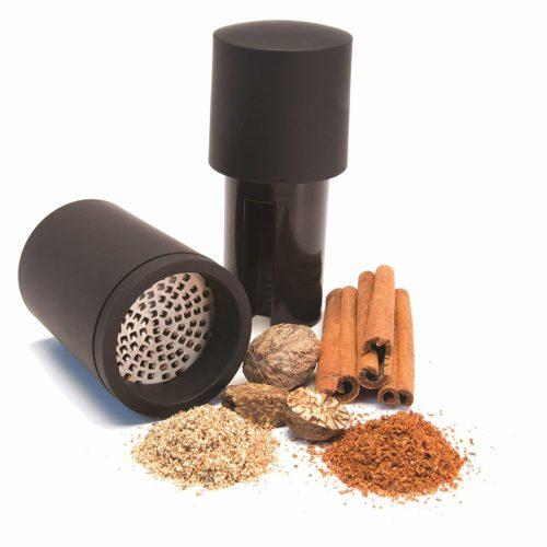 Microplane Spice Mill Black