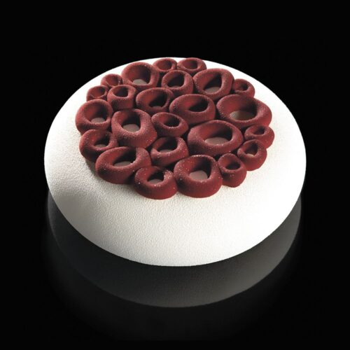 Pavoni Top silicone mould TOP10S MINI CORAL 45
