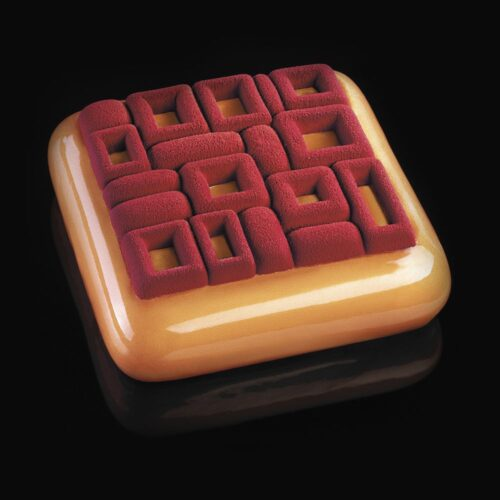 Pavoni Top silicone mould TOP12S MINI MAYA 58