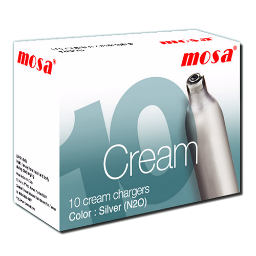 MOSA Cream Charger Pkt