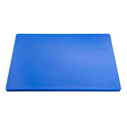 Chopping Board HDPE NSF Certified 32.5 x 53 x 2cm_Blue