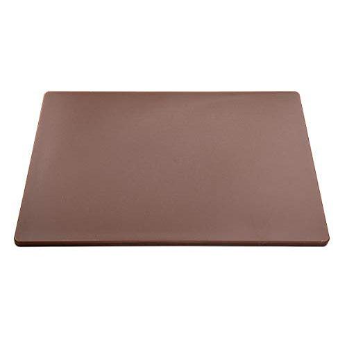 Chopping Board HDPE NSF Certified 32.5 x 53 x 2cm_Brown