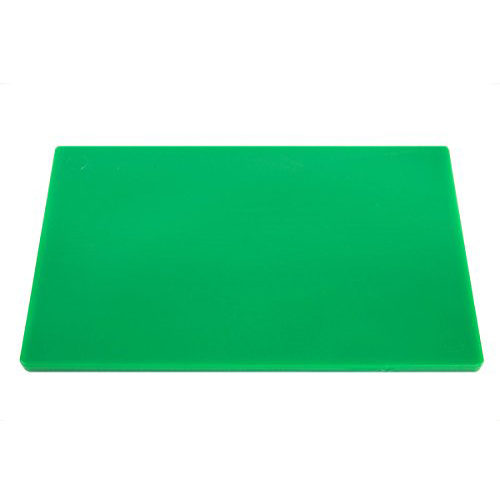 Chopping Board HDPE NSF Certified 32.5 x 53 x 2cm_Green