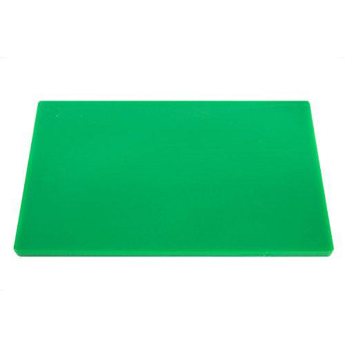 Chopping Board HDPE NSF Certified 32.5 x 53 x 2cm_Green