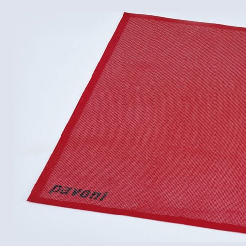 Pavoni FOROSIL micro perforated silicone mat FOROSIL64 585x385