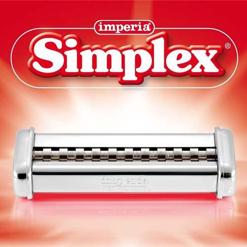 Imperia Attachment Simplex T.S Spaghetti 2 mm