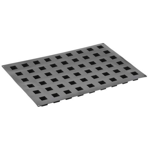 Pavoni Pavoflex silicone mould 600x400 PX012 CUBO MIGNON 25