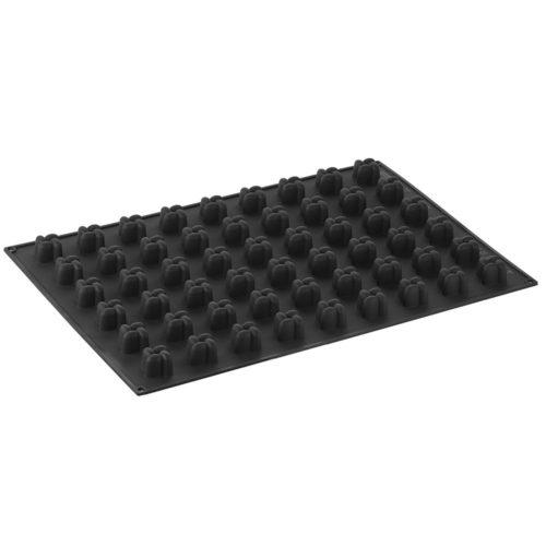 Pavoni Pavoflex silicone mould 600×400 PX017 INTRIGO MIGNON 25