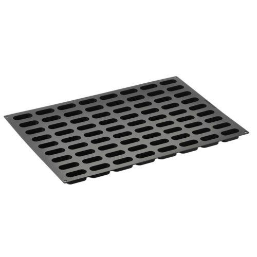 Pavoni Pavoflex silicone mould 600x400 PX044 ROUND MIGNON 25
