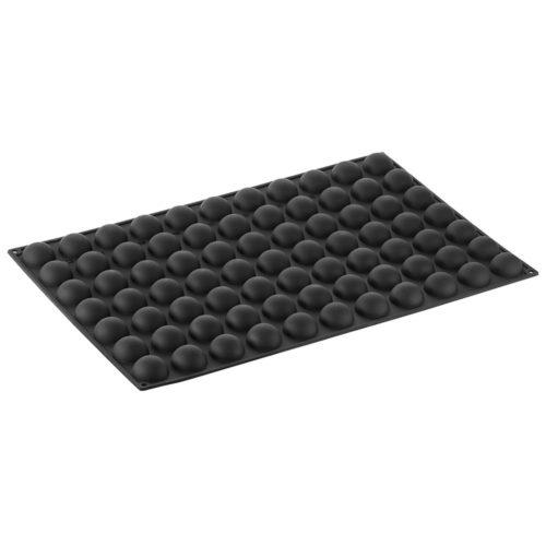 Pavoni Pavoflex silicone mould 600×400 PX303 SEMISPHERE 20