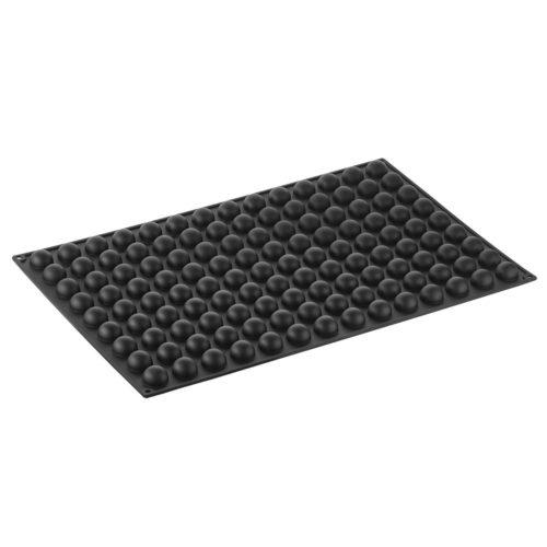 Pavoni Pavoflex silicone mould 600×400 PX304 SEMISPHERE 10