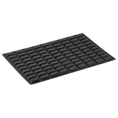 Pavoni Pavoflex silicone mould 600×400 PX306 MINI FINANZIERE 11