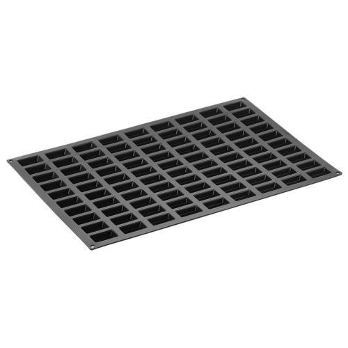 Pavoni Pavoflex silicone mould 600x400 PX306 MINI FINANZIERE 11
