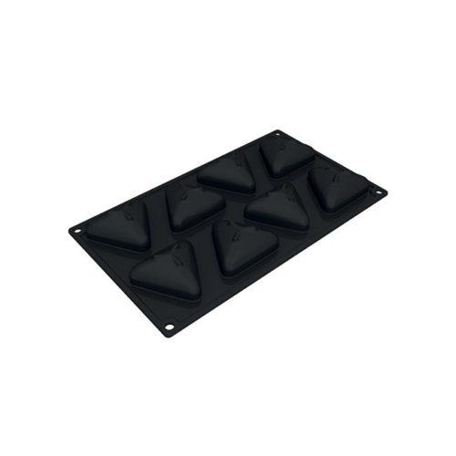 Pavoni 3D Pavoflex mould 300x175 PX3205S PYRAMID 46