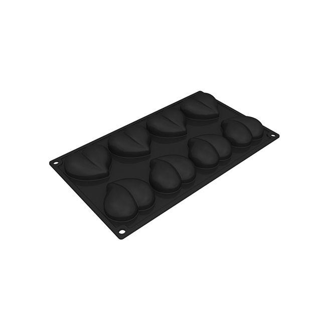 Pavoni 3D Pavoflex mould 300x175 PX3206S HEART 46