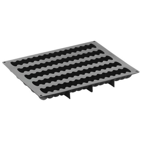 Pavoni 3D Pavoflex silicone mould 400x300 PX4320S PLUMMY 410