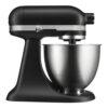 KitchenAid Artisan Mini Stand Mixer 3.3L Black Matte (5KSM3311XBBM)