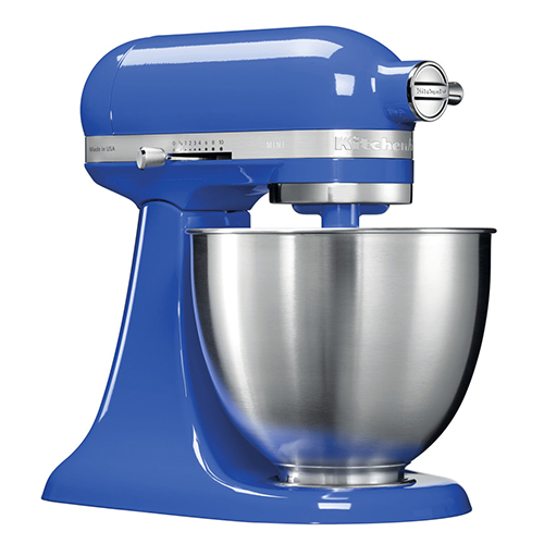 KitchenAid Artisan Mini Stand Mixer 3.3L Twilight Blue (5KSM3311XBTB)