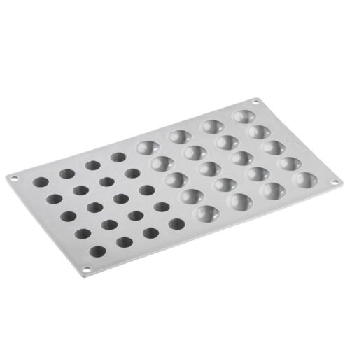 Pavoni GOURMAND silicone mould 300x175 GG025S MUSHROOM 08