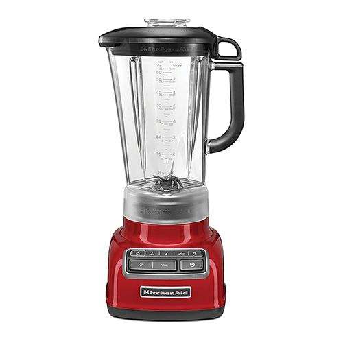 KitchenAid 5-Speed Stand Blender Candy Apple (5KSB1585DCA)