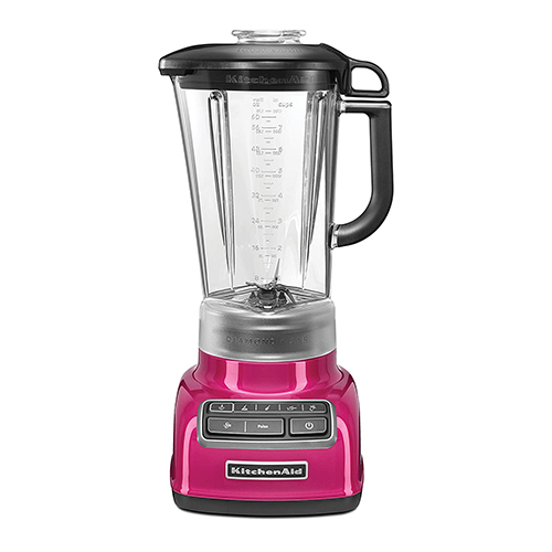 KitchenAid 5-Speed Stand Blender Rasberry Ice (5KSB1585DRI)
