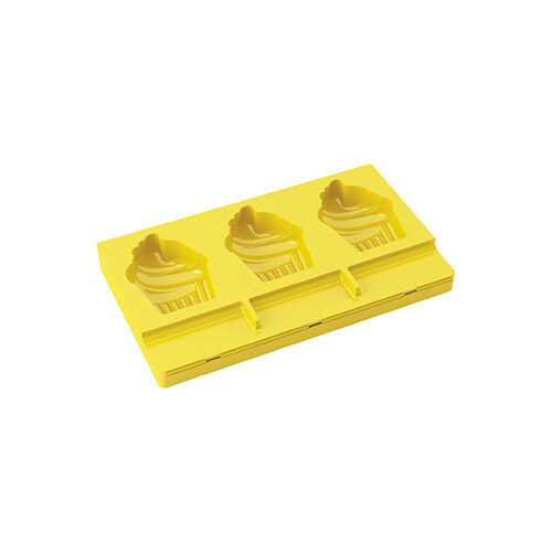 Pavoni PavoGel Mould 115x195mm PL09 CUPCAKE 40