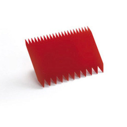 Pavoni Plastic Scrapers RA6RS 110 x 80 mm