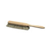 Pavoni Pure horsehair bristle brush with handle 430 mm SP1