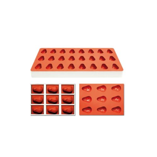 Pavoni Silicone Jelly moulds TG1021 PEAR