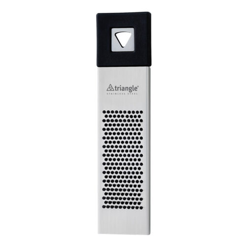 Triangle Aroma Grater SS