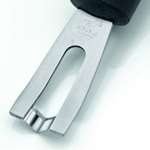 Triangle Canal Knife SS V Shape