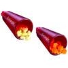 Triangle Confetti Cutter Set, 2 pc Red 90.799.02.10