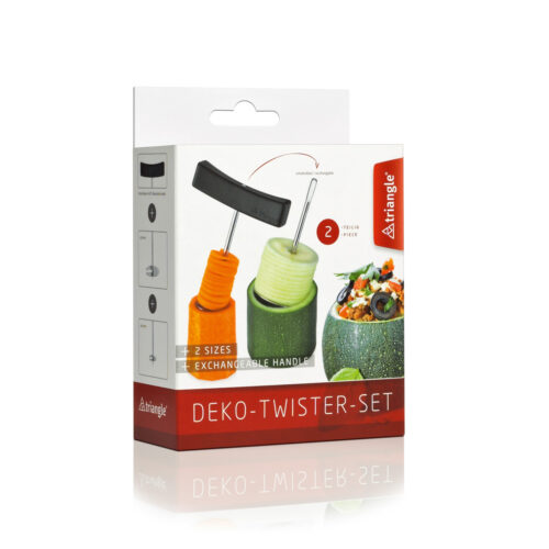 Triangle Deco Twister Set SS 1*2 Pc