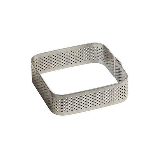 Pavoni micro perforated SS Band XF01 SQUARE