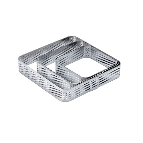 Pavoni micro perforated SS Band XF02 SQUARE