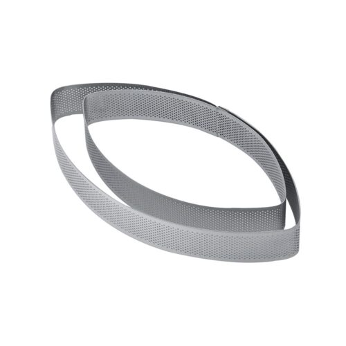 Pavoni micro perforated SS band XF11 OVAL