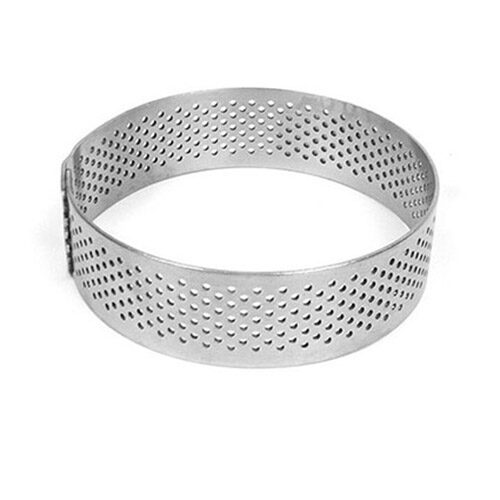 Pavoni micro perforated SS Band XF1120 ROUND