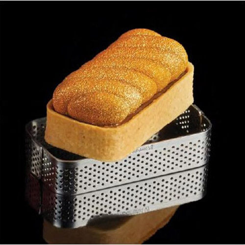 Pavoni micro perforated SS band XF13 RECTANGLE