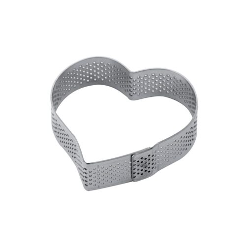 Pavoni micro perforated SS Band XF14 HEART