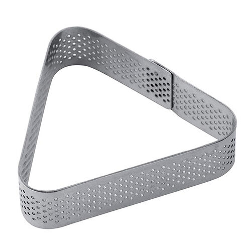 Pavoni micro perforated SS Band XF18 TRIANGLE
